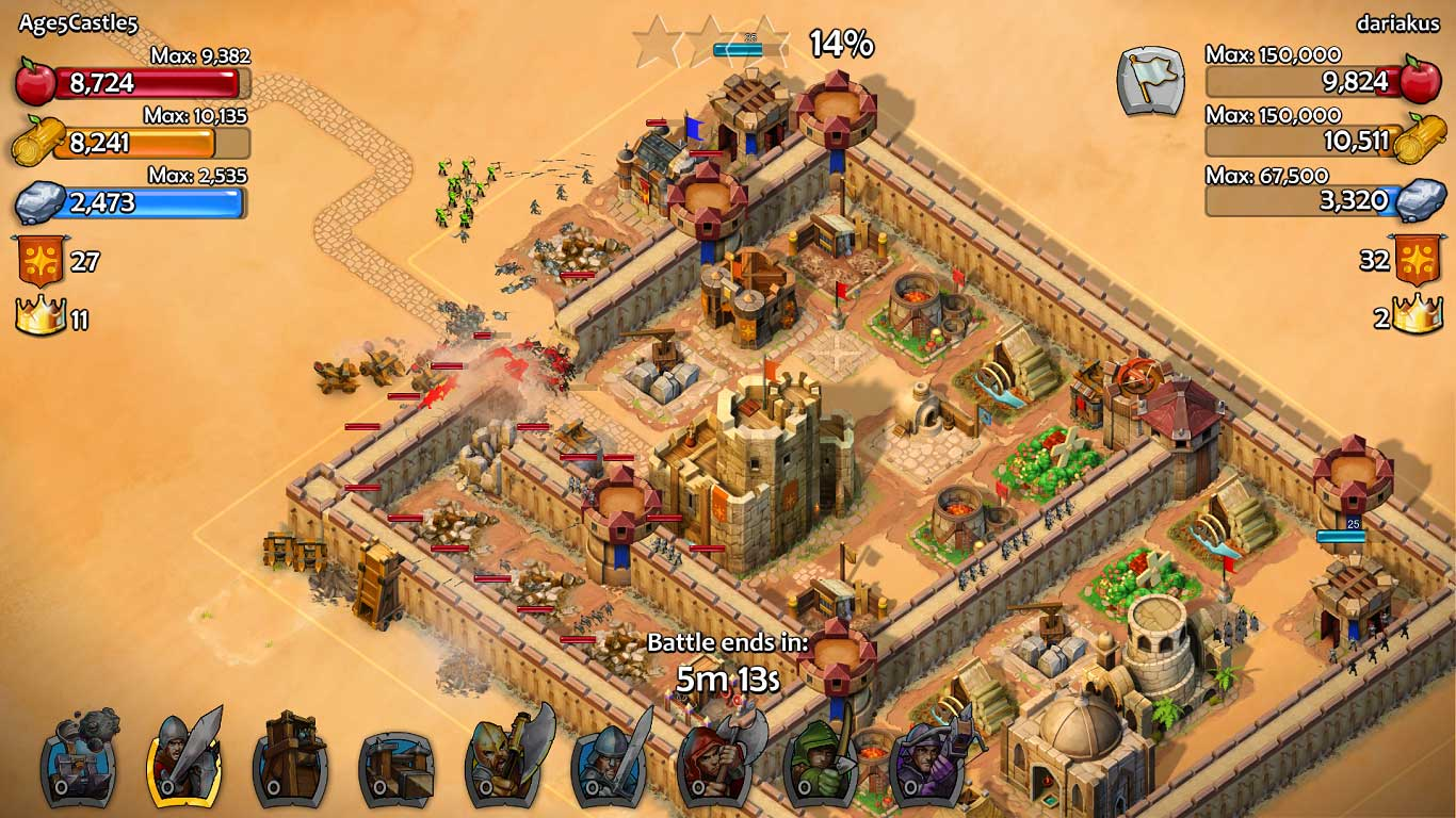 Castle Siege Screenshot-3