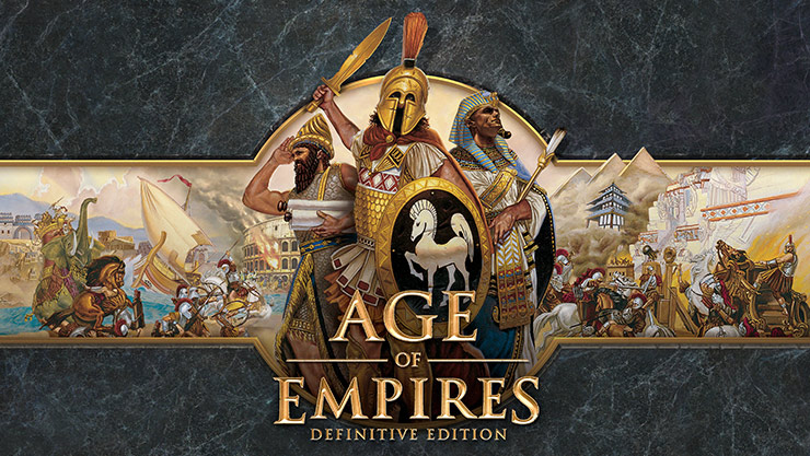 Age of Empires: Definitive Edition boxshot