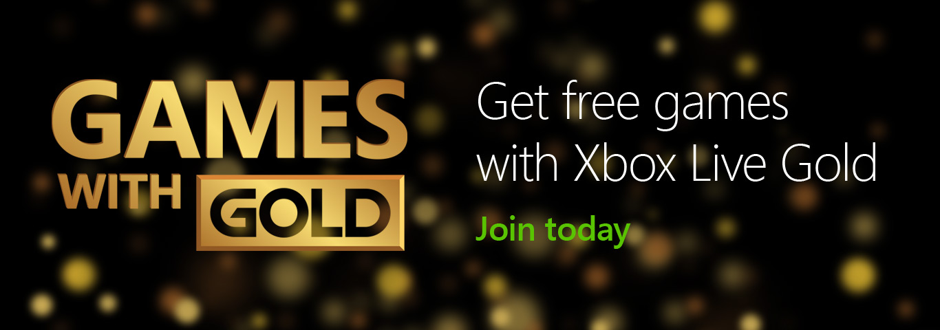 4 free games for xbox gold