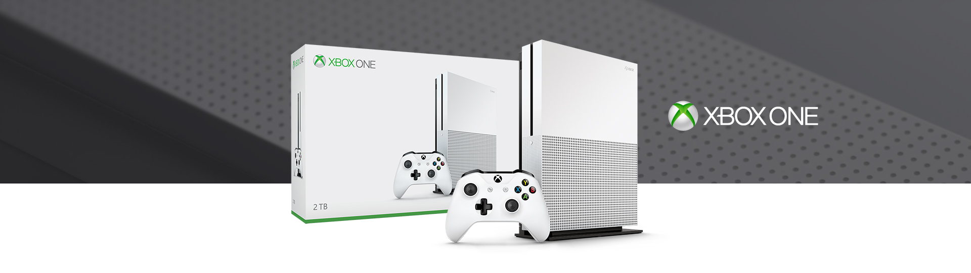 Xbox One S 2TB Edition