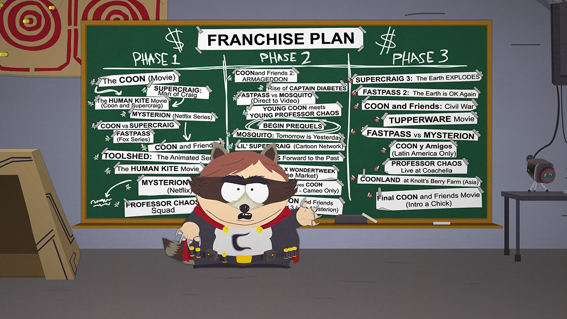 The franchise plan