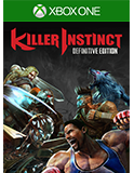 Killer Instinct box shot