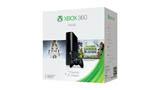 Xbox 360 500GB PvZ and Fable Anniversary Bundle box shot angle view