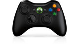 Xbox 360 Wireless Controller front view thumbnail