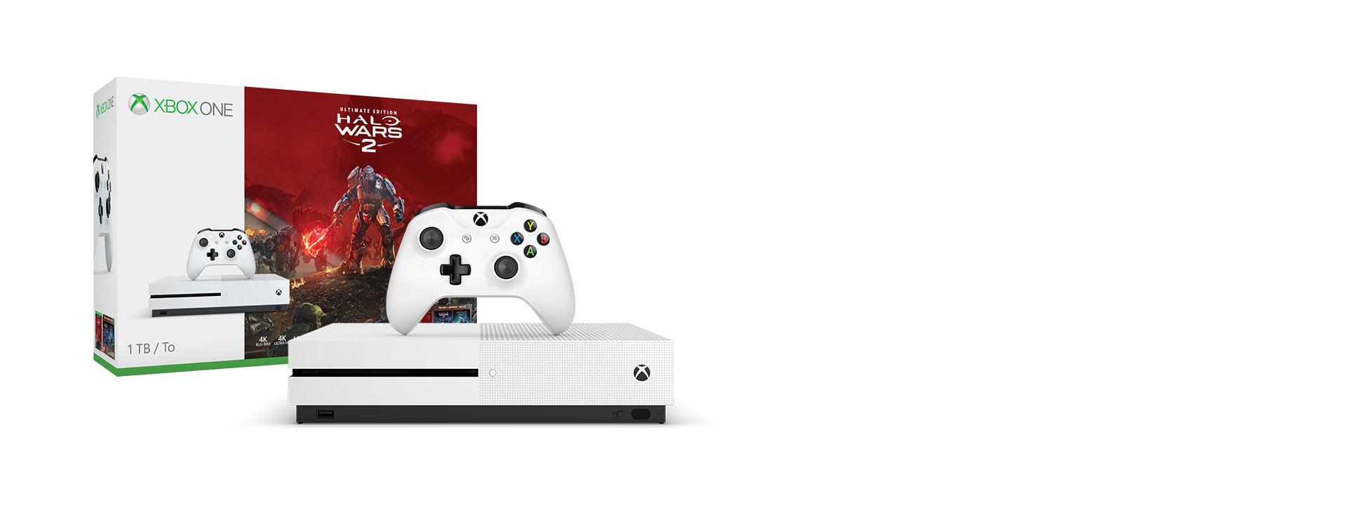Xbox One S Halo Wars 2 (1TB)