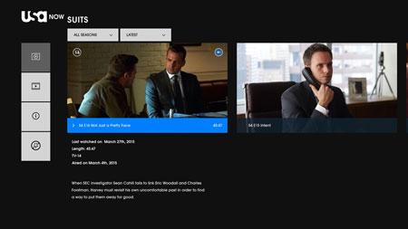 Suits USA NOW screenshot