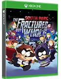 Billede af emballagen til South Park: The Fractured but Whole