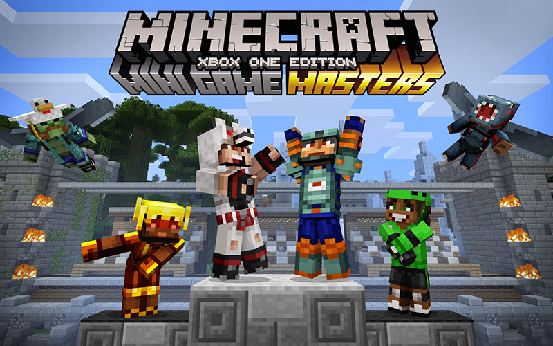 Mini Game Masters Skin Pack