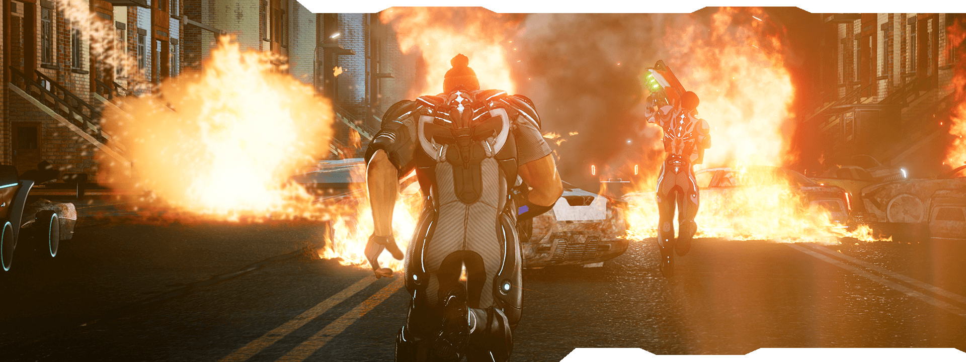 Crackdown 3 boom goes the dynamite