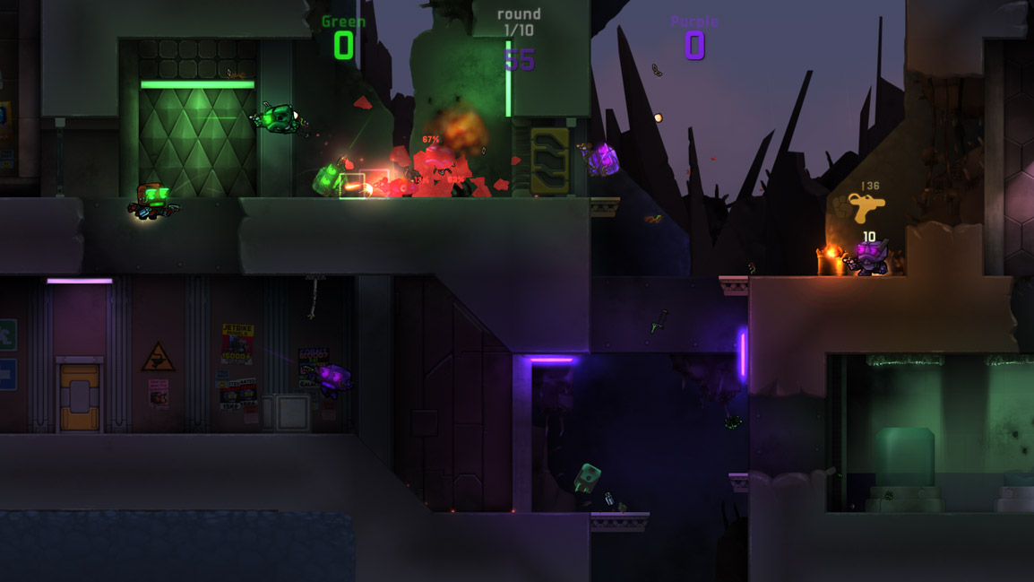 Cobalt Multiplayer Screenshot