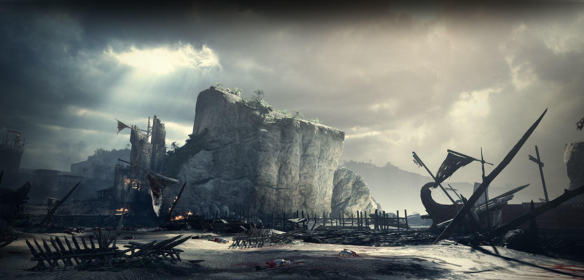 Ryse: Son of Rome - CryENGINE Visuals