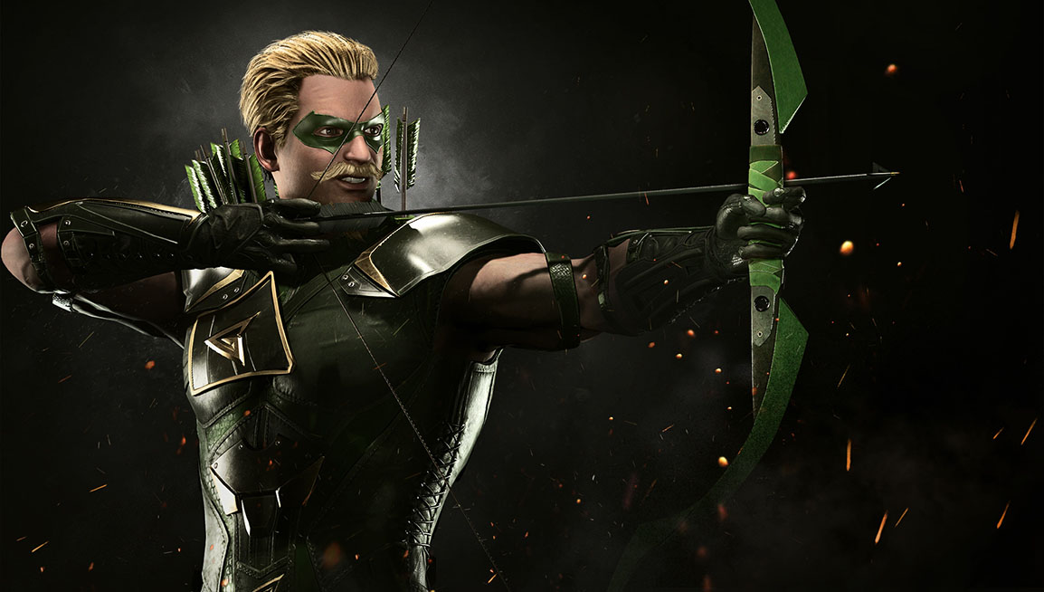 Injustice 2 – Green Arrow