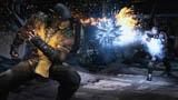 Mortal Kombat X Scorpion versus Sub-Zero