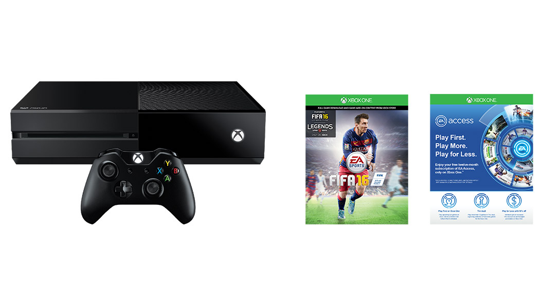 Xbox One EA Sports™ FIFA 16 500GB Bundle