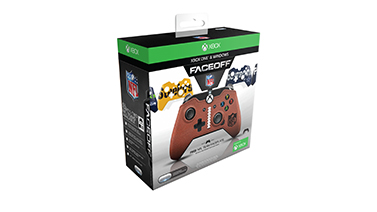 PDP NFL Official Face-Off Controller for Xbox One