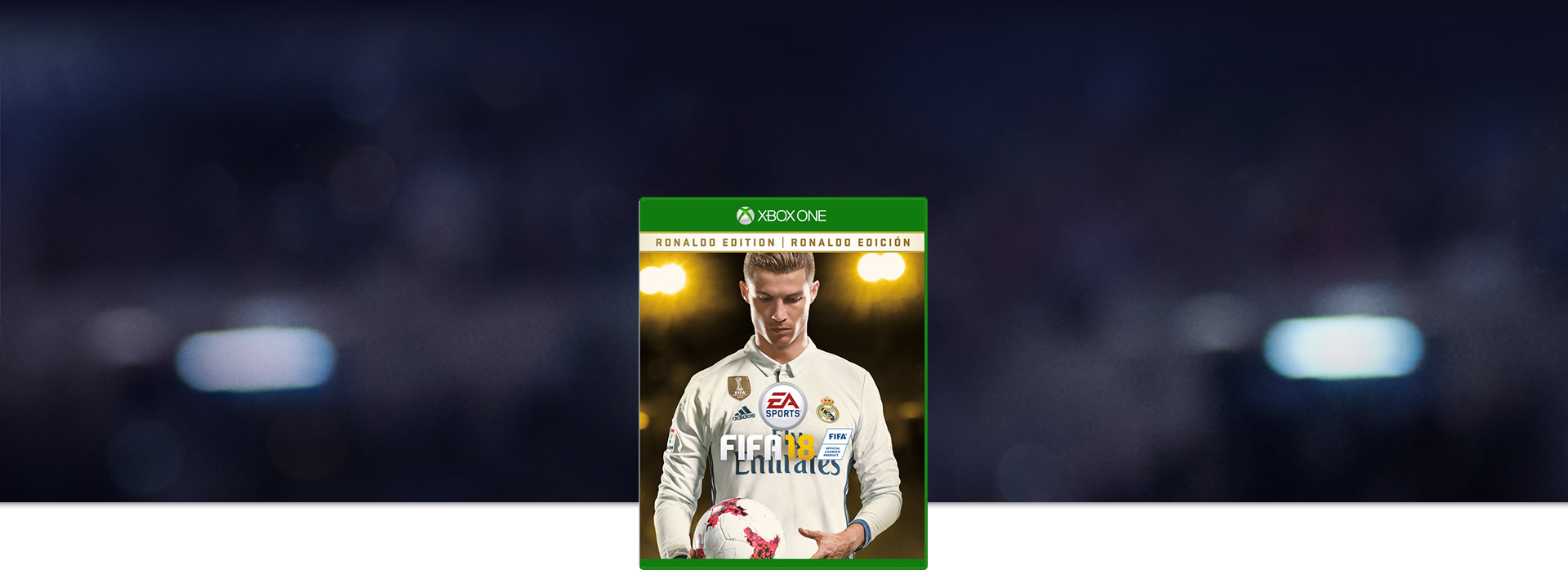 FIFA 18 – coverbillede