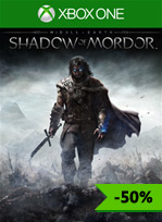 Middle-earth: Shadow of Mordor box shot