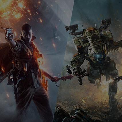 battlefield 1 titanfall 2 promotion