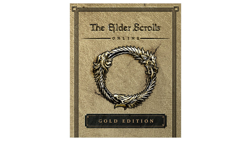 The Elder Scrolls Online: Gold Edition box shot
