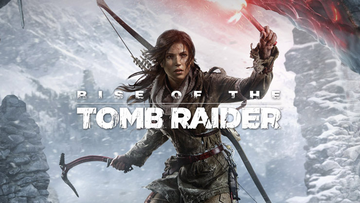 Rise of the Tomb Raider boxshot