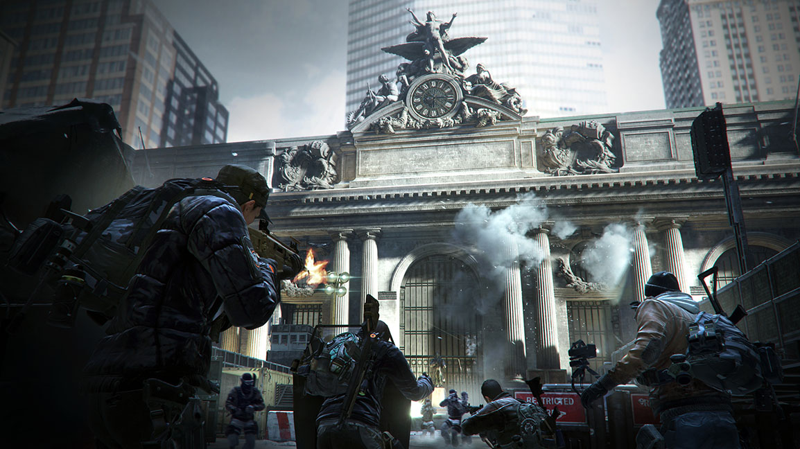Tom Clancy's The Division, Grand Central
