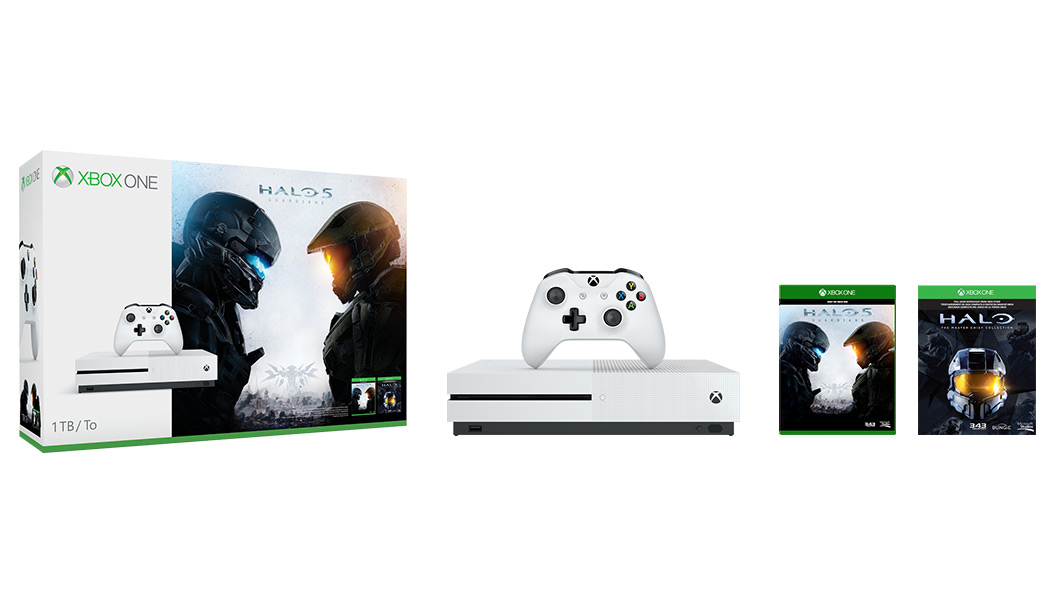 Xbox One S Halo Collection Bundle