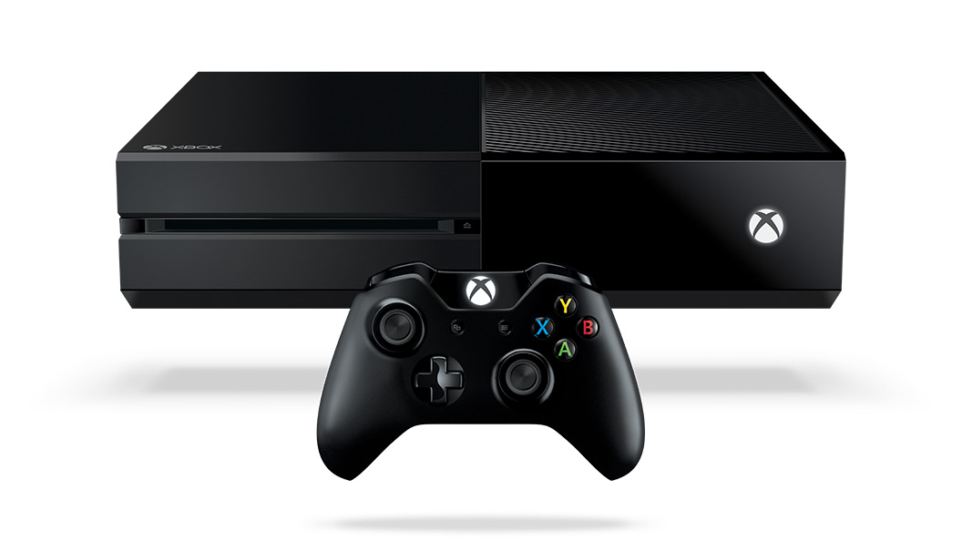 Xbox One console and wireless controller