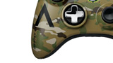 Xbox 360 Camouflage Wireless Controller close-up