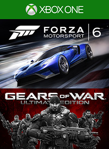 Forza + Gears Twin Pack