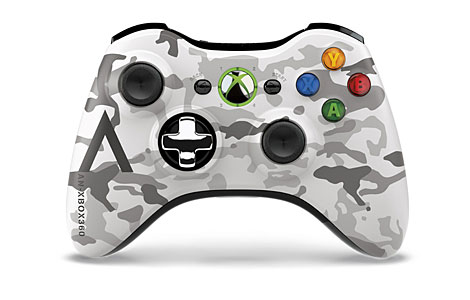 Limited Edition Call of Duty: Ghosts Draadloze Controller