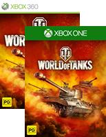 World of Tanks box shot