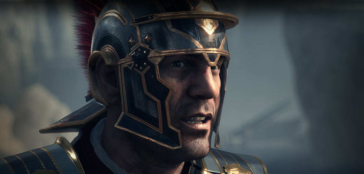 Ryse: Son of Rome - Character Graphics Detail