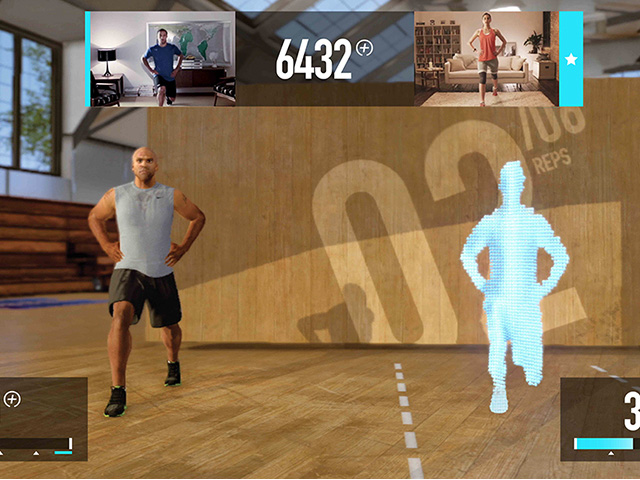 Track your fitness progress.