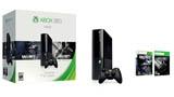 Xbox 360 Holiday Bundle box shot, console, and video games thumbnail