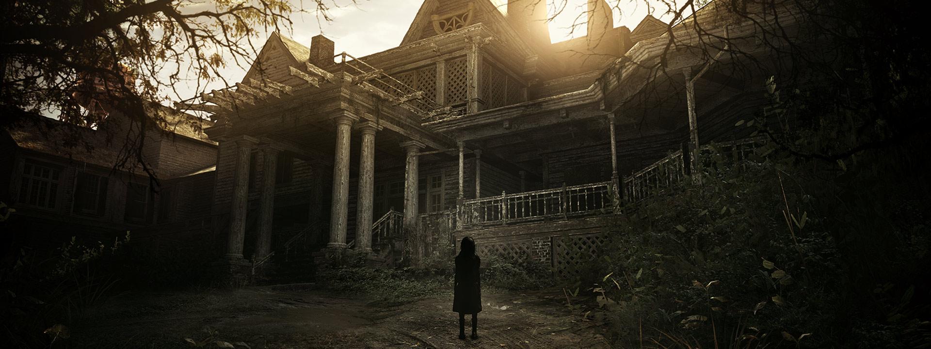Resident Evil 7 on Windows 10