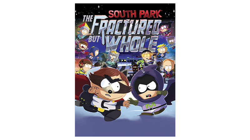 South Park Fractured but whole Standard Edition