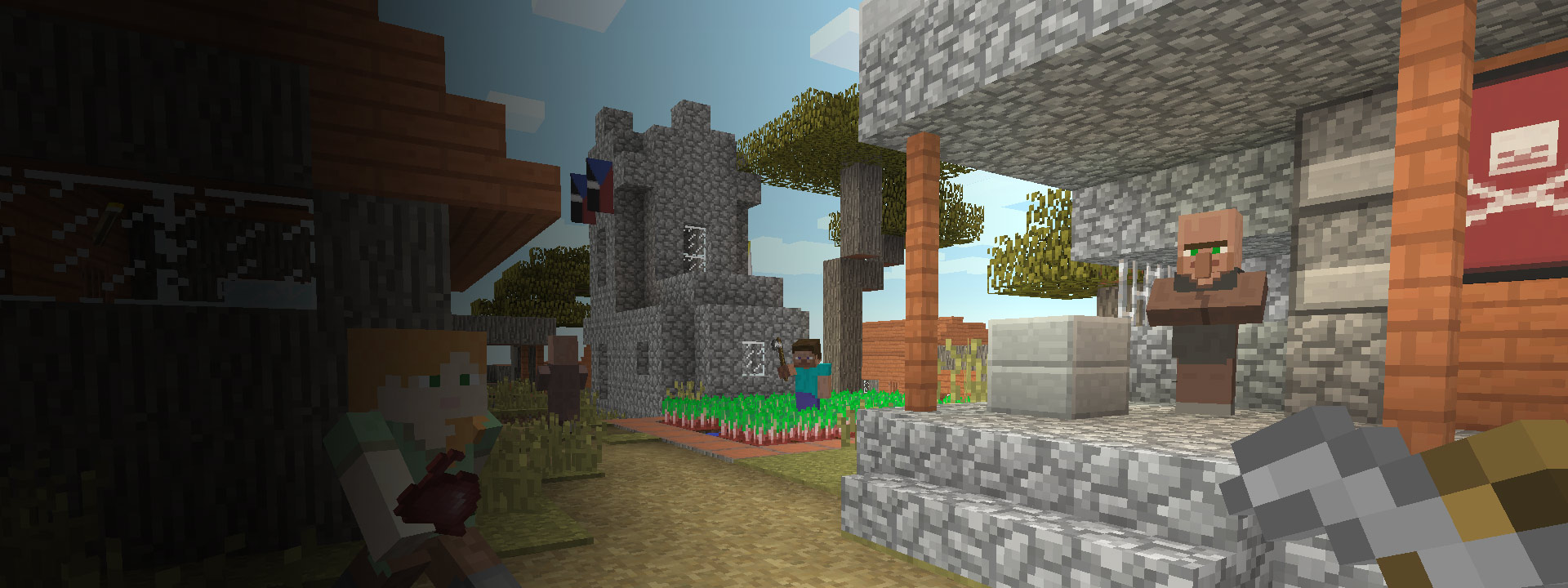 Minecraft Endless Exploration