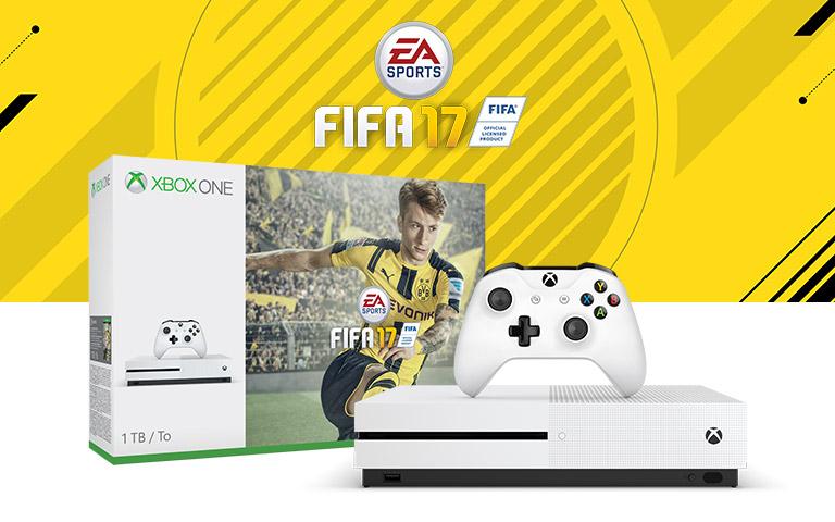 FIFA 17 500GB