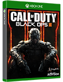 Offisielt coverbilde av Call of Duty®: Black Ops III