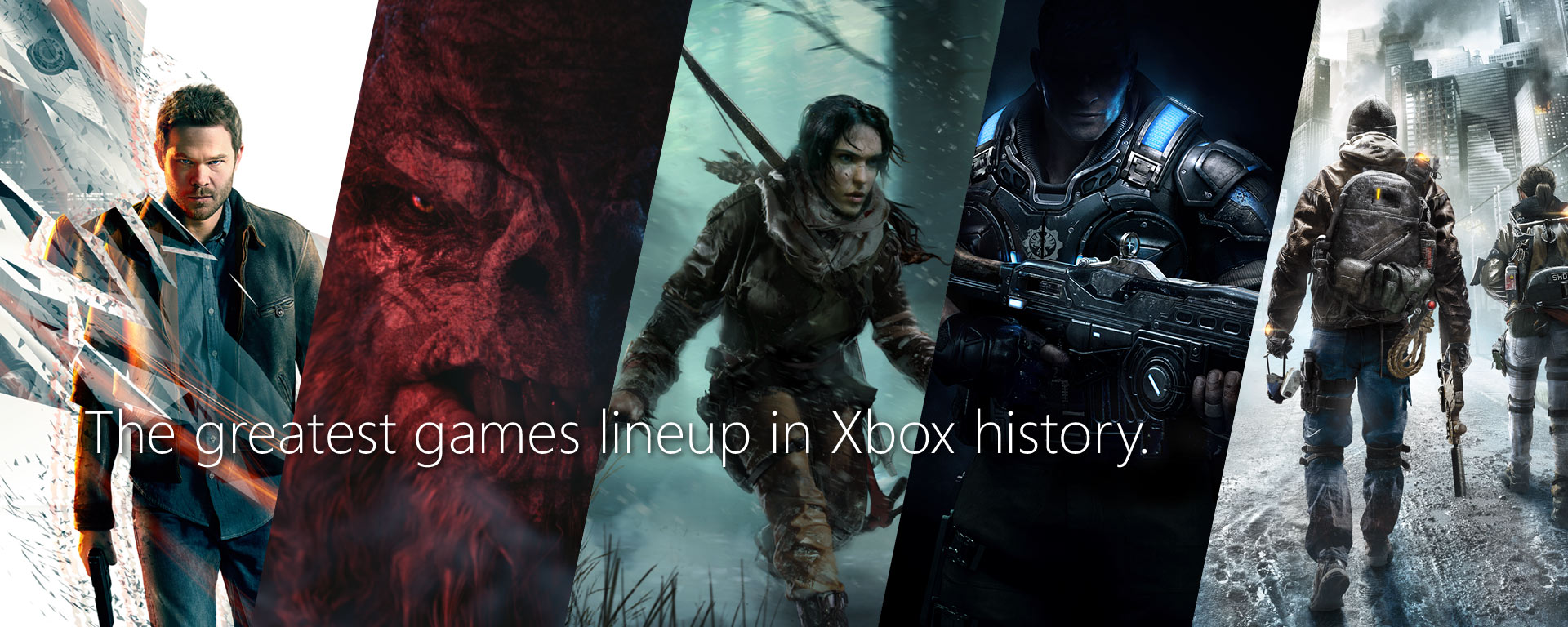 Best Games on Xbox One