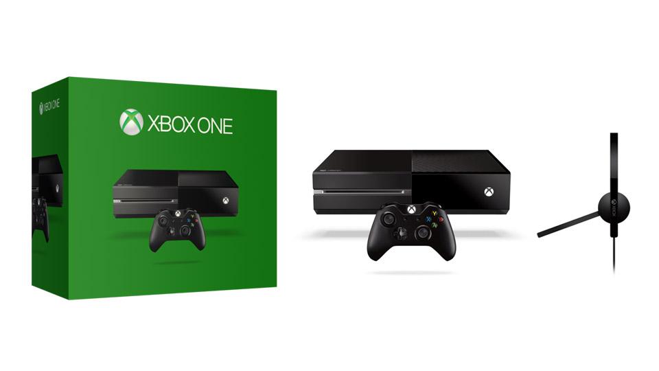 Xbox One Box ConsoleXbox One