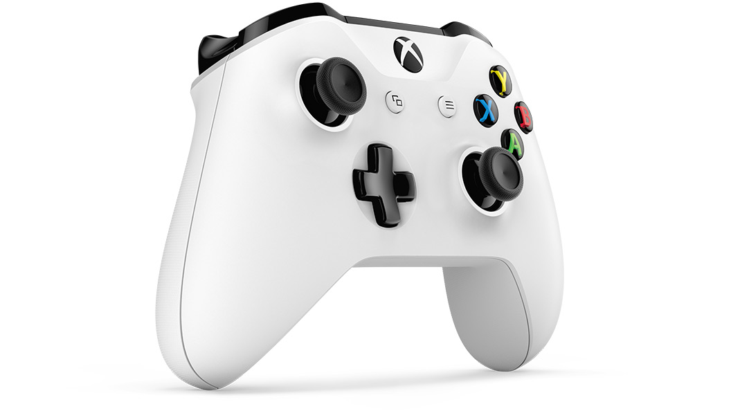 Xbox Wireless Controller von links