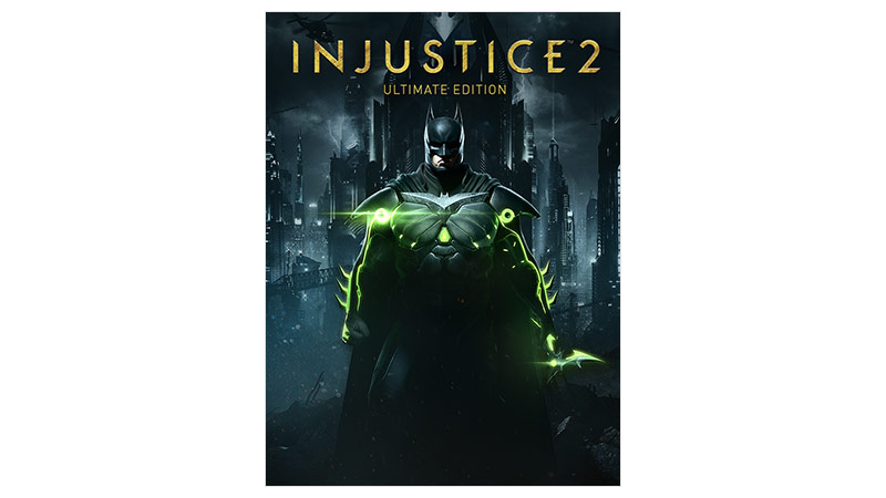 Injustice 2 – Edycja Ultimate
