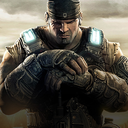 Gears of War 3 Jeux Gold