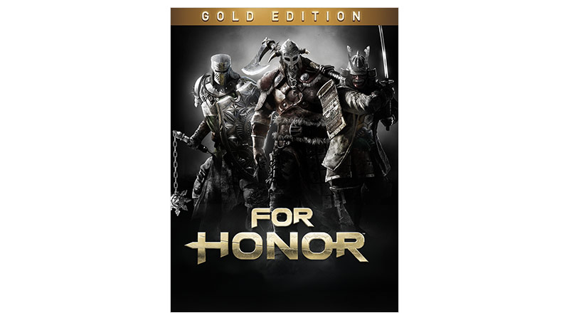 For Honor Gold Edition – Verpackung