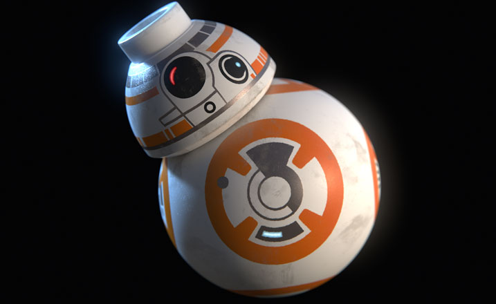 BB8 Game features