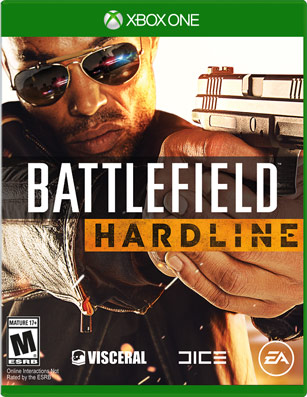 Battlefield Hardline box shot