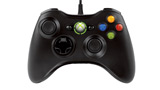 Xbox 360 Controller top view