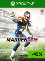 Madden NFL 15 box shot