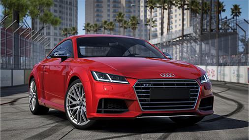 2015 Audi TTS Coupe